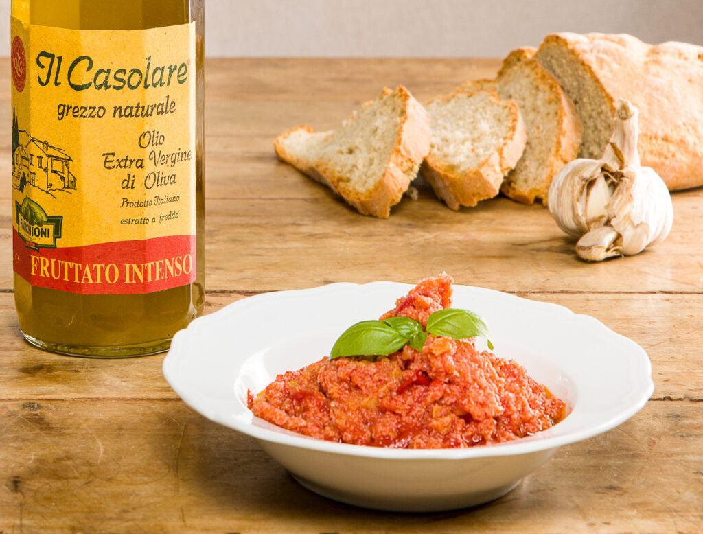 Ricetta-pappa-pomodoro-olio-farchioni